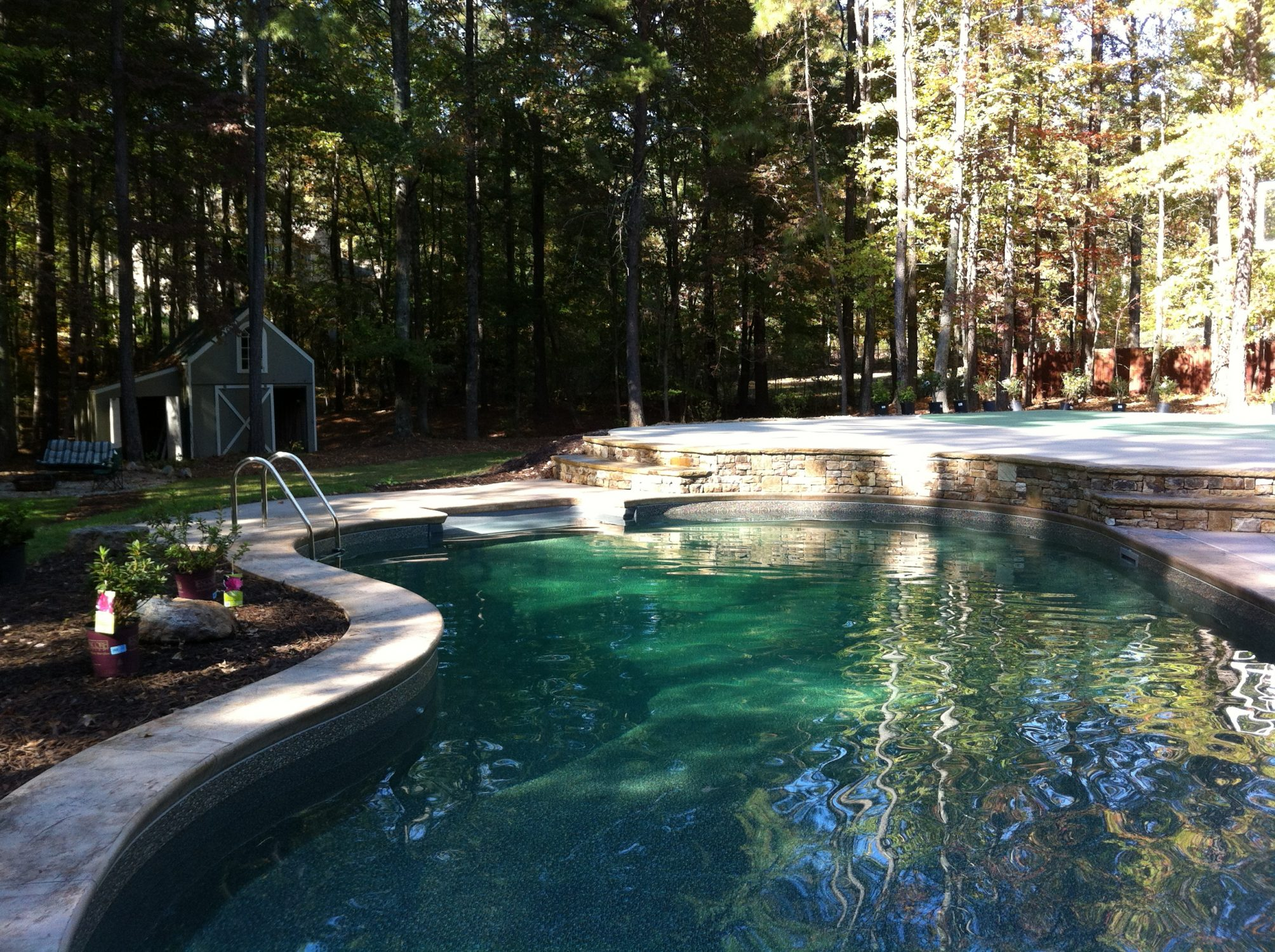 pools in canton