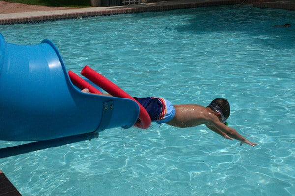 boy.pool.slide