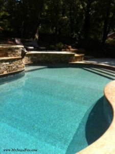 Aqua Fun Inground Pool