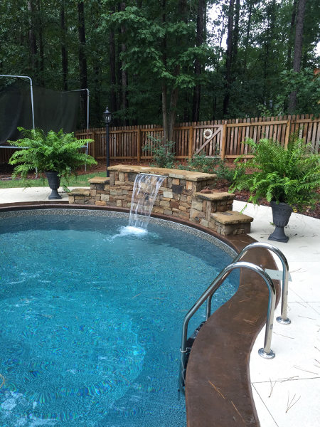 Gallery Aqua Fun Inground Swimming Pool Builder Designer