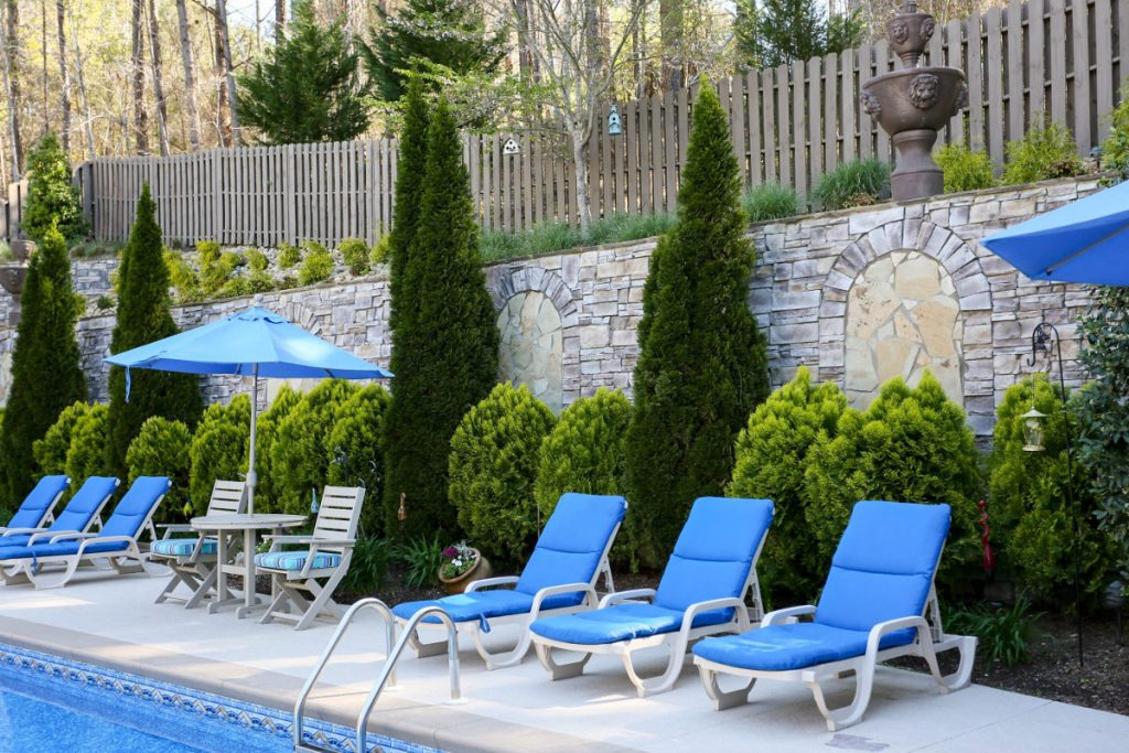 Outdoor Living In North Atlanta | New Inground Swimming Pool Builder And  Renovations | Aqua Fun Inc. April 2016 | Aqua Fun Inground Swimming Pool  Builder ...