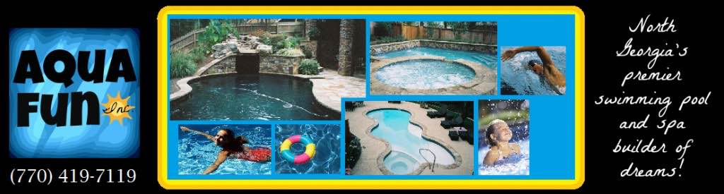 Aqua Fun Inground Swimming Pool Builder Designer