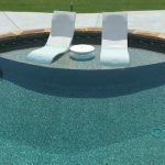 Vinyl Pool Built by Aqua Fun Pools