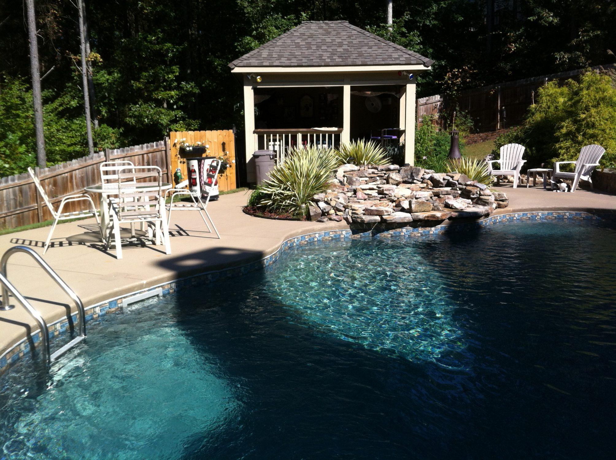 Aqua Fun Swimming Pools Are North Atlanta S Premier Pool Builder And Designers