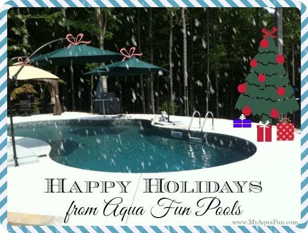 Holiday Swimming Pool And Spa Aqua Fun Canton Pools