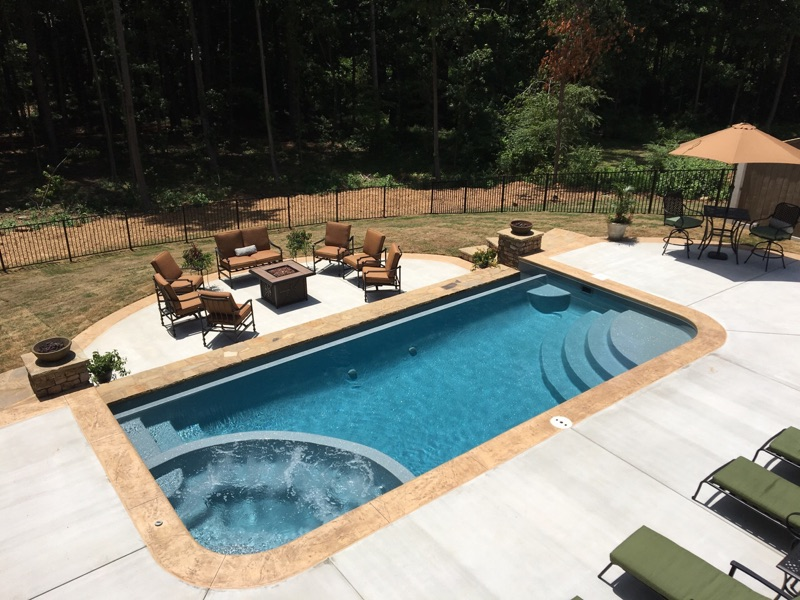 Inground Pool Builder In North Atlanta | Canton Swimming Pool Contractor