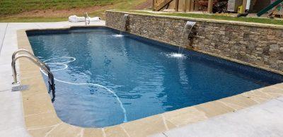 Custom Inground Swimming Pool Builder Canton Ga
